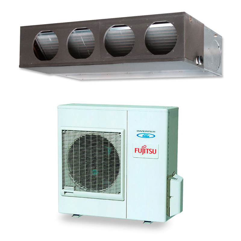 Aire acondicionado Fujitsu por conductos ACY 80 K-KA (R32 A++) (MODELO 2020)