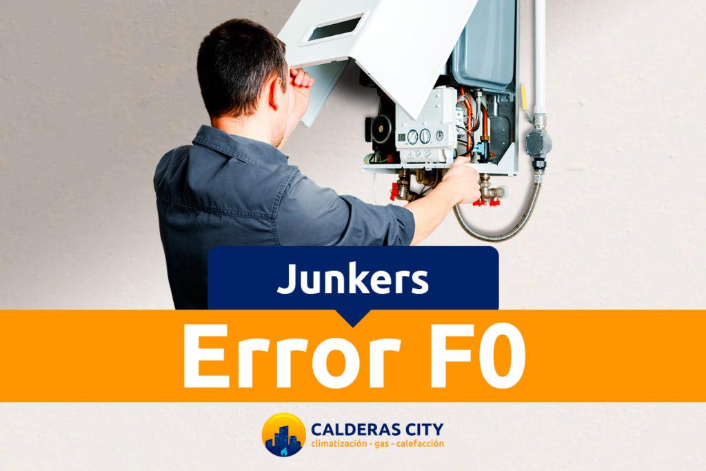 Error f0 junkers