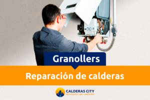 reparación de calderas Granollers